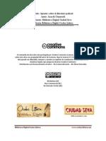 Apuntes Sobre La Literatura Policial - Araceli Otamendi
