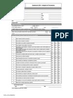 F-QLD 22  Avaliação de Fornecedor