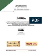 Cuento Versus Novela - Daniel Herrera Cepero