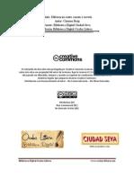 Diferencias Entre Cuento y Novela - Carmen Roig
