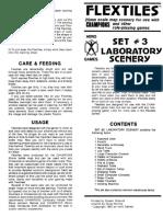 HER203 Flex Tiles Set 03 - Laboratory Scenery