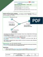 Activité Linux 05 TP DNS02 M13 2020