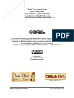 Tesis Sobre El Cuento - Ricardo Piglia