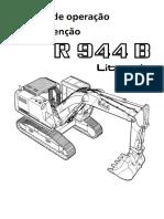 Manual de Operação e Manutenção - R944B