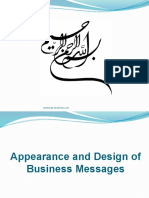 Appearance and Design of Business Messages-Www.pak-studetns