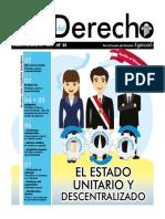35. EL ESTADO UNITARIO Y DESCENTRALIZADO
