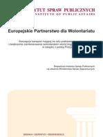 Europejskie Partnerstwo Dla Wolontariatu