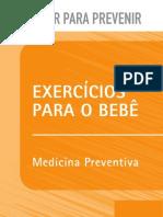 Exercícios para o Bebê