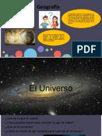 El Universo Geografía.
