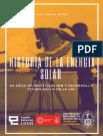 Elías Amaya - Historia de la energía solar