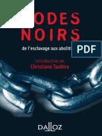 Codes_noirs_de_l'_esclavage_aux_abolitions_Christiane_Taubira_,