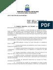 Lei Municipal - Palmas - 1020, de 05 de julho de 2001 - Dispõe sobre o Fundo Municipal de Assistencia Social