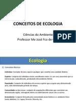 Aula 2 - Ecologia