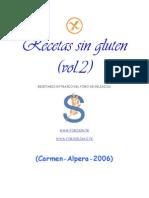 Recetas Sin Gluten Vol2