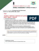 Dpcc 3 Ficha de Trabajo Semana- 11