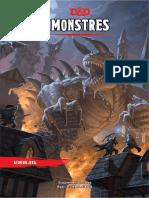 D&D 5 - AideDD.org - Monstres