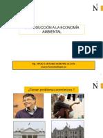 1era Clase-Introduccion a La Economia Ambiental