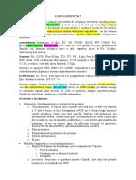 Caso Clinico Obst. No. 5 (RPM) y 6 (RCIU)