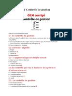 QCM-corrigé-Contrôle-de-gestion