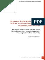 FALKEMBACH, Maria. Perspectiva da educação somática no currículo do ensino básico