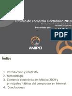 Estudio comercio electronico_2010_resumen ejecutivo
