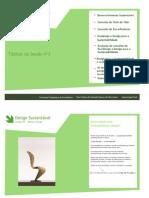Design para a Sustentabilidade