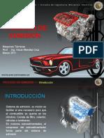 Proceso de Admision de Motor de combustión interna - Presentación