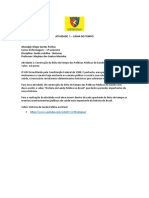 ATIVIDADE 1 - Diego Santos Freitas