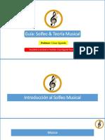 Guía Solfeo y Teoría Musical César Ogando PDF