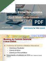 A1-2 Modelos de Controle Gerencial