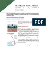 Tarea de Cbf 211l Pract. 01 (Pendulo Fisico)(Ismael 1096414)