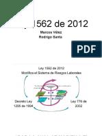 Ley 1562 de 2012 1