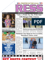 The PRESS PA Edition March 23