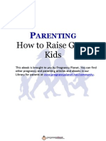 How To Raise Great Kids