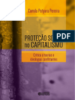 Proteção social no capitalismo TESE