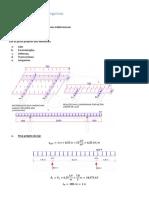 Dimensionamento Das Longarinas - 28-08