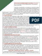 05 FATOS QUE ACONTECERÃO NO DIA DO ARREBATAMENTO DA IGREJA -1Ts 4.16-17