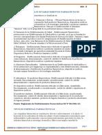 CLASIFICACIÓN DE LOS ESTABLECIMIENTOS FARMACÉUTICOS
