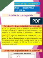 2020 II Clase 14 PRUEBA DE CONTINGENCIA Electrónica