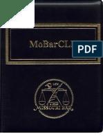 MoBarCLE Evidence Deskbook - Sample Chapter