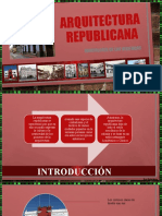 ARQ. REPUBLICANA
