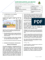 Guía - 3 - Estadistica - 10º - Abril - 2021