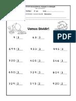 Atividade 1 Até 13 Matemática