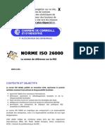 Norme ISO 26000 sur la responsabilité sociale et sociétale des entreprises, RSE - CCI France - CCI.fr