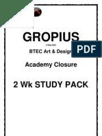 Groupis Study Pack