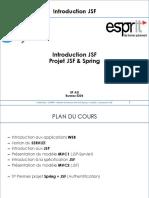 11 - JSF - Intrduction - TP JSF + Spring