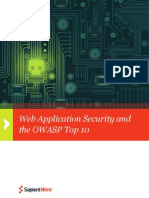 Web Application Security and the OWASP Top 10 by Jon Panella