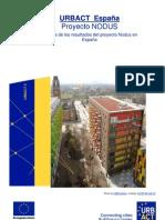 Análisis de los resultados del proyecto Nodus en  España