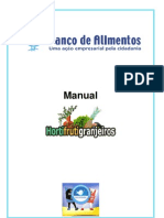 MANUAL DE BOAS PRÁTICAS - HORTIFRUTIGRANJEIROS