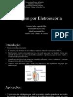 soldagem por eletroescória, resistencia mecanica fratura e fadiga